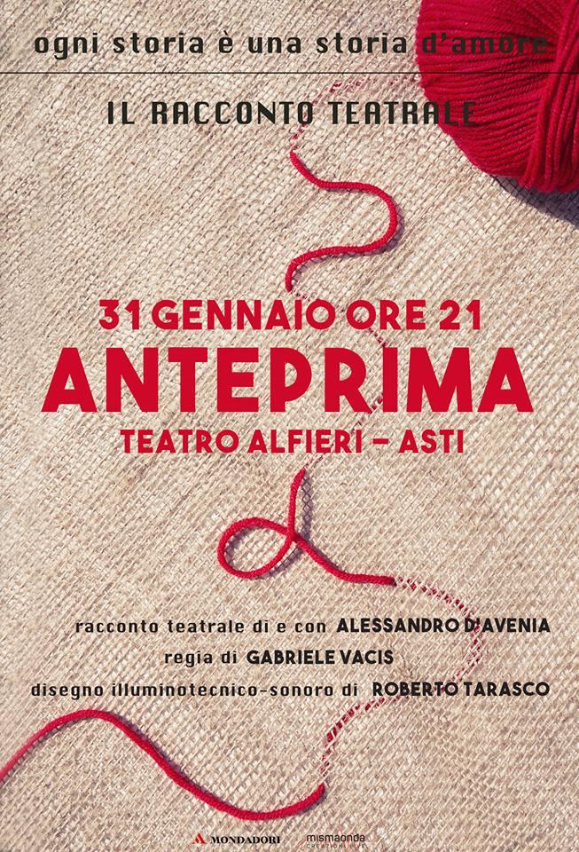 41eb862648ab2c 31/01/2018  Alessandro D'Avenia - ANTEPRIMA