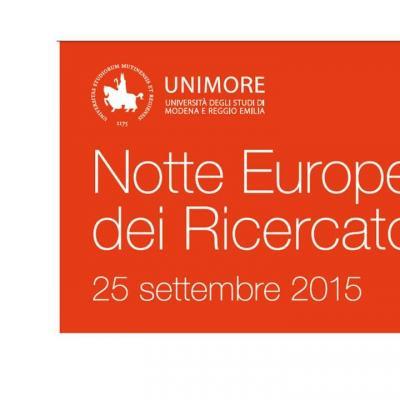 NOTTE EUROPEA DEL RICERCATORE