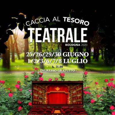CACCIA AL TESORO TEATRALE